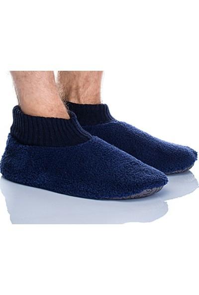 Twigy Tiempo NN0632 Erkek Panduf Ev Ayakkabısı Peluş Terlik