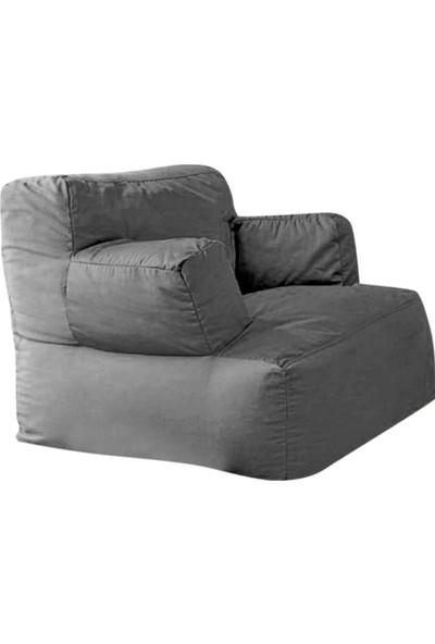 Armutevi̇ Comfy Gri̇ Armut Koltuk