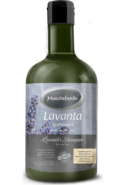 Mecitefendi Lavanta Özlü Şampuan