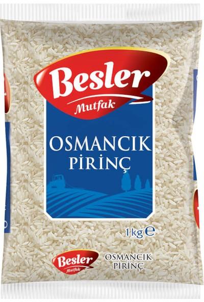 Besler Mutfak Osmancık Pirinç 1 kg