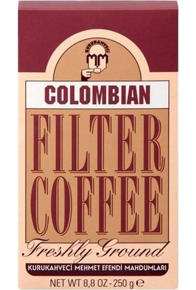 Kurukahveci Colombian Filtre Kahve 250 gr