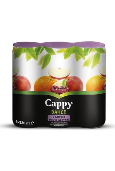 Cappy Meyve Suyu Karışık Kutu M.P. 6X330 ml