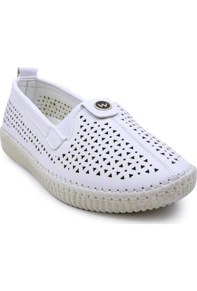 Wanetti 607 Confort Ayakkabı
