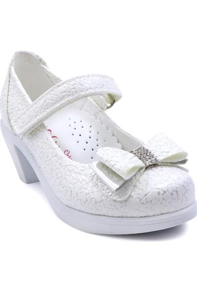 Varkan 520 Çocuk Ökçeli Ayakkabı