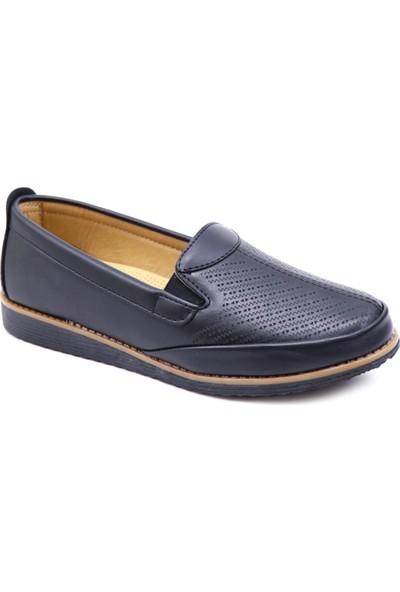 Wanetti 940 Kadın Lastikli Ayakkabı