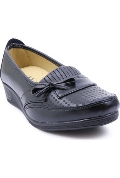 Ayzen Yan Biyik Kadın Ayakkabı