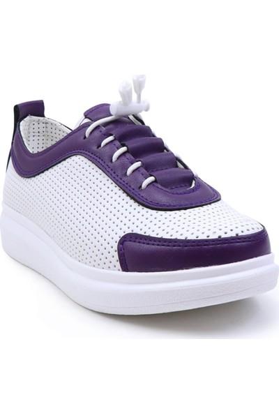Wanetti 03 Lastikli Çocuk Spor Ayakkabı