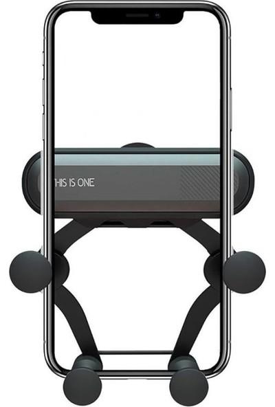 PST Otomatik Kavramalı Ahtapot Araç İçi Telefon Tutucu - Kırmızı
