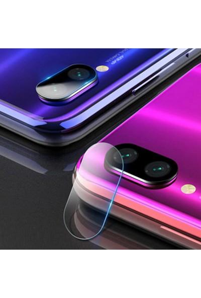 CoverZone Samsung Galaxy A80 Arka Kamera Lens Temperli Ekran Koruyucu