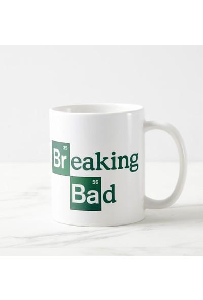 Kuppa Shop Breaking Bad Logo Baskılı Kupa Bardak