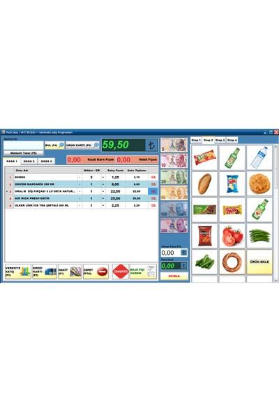 Uht Bilişim Barkodlu Market Satış Programı (Pro Paket)