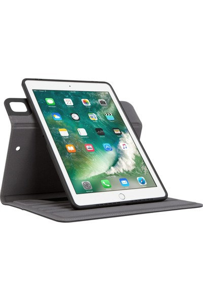 """Targus THZ73803GL 9.7"""" iPad 6. Nesil (2018) 5. Nesil (2017), iPad Pro, iPad Air 2 ve iPad Air Kılıf - Kırmızı"""