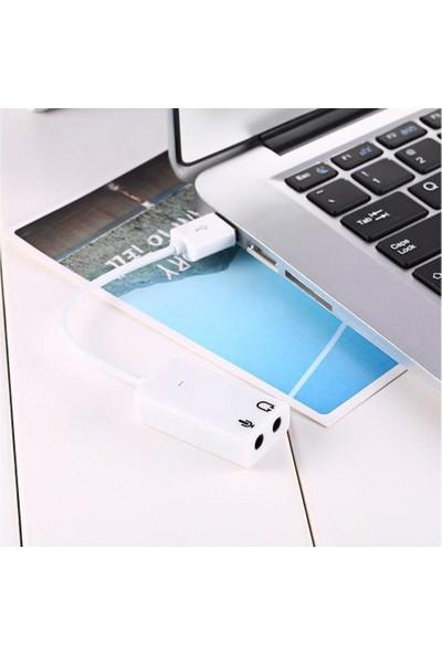 Appa USB Ses Kartı 7.1 Virtual 3D Harici SRF-1827