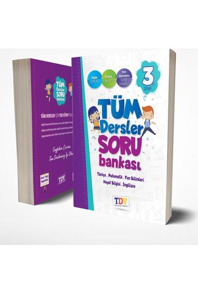 Tüm Dersler Yayınları 3. Sınıf Tüm Dersler Soru Bankası