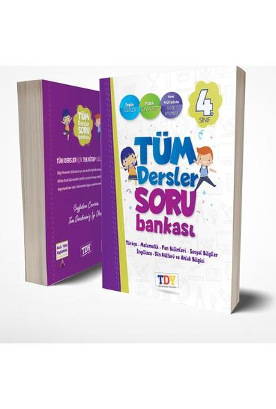 Tüm Dersler Yayınları 4. Sınıf Tüm Dersler Soru Bankası
