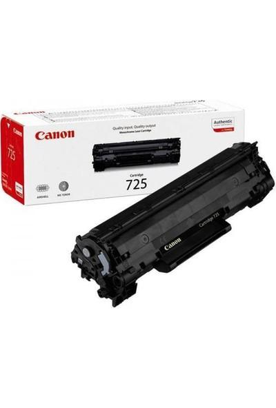 Canon CRG-725 Toner - Canon I-Sensys LBP6000 - LBP6000B - LBP-6020 - LBP6030W - MF3010 Sıfır Toner-Kutusuz