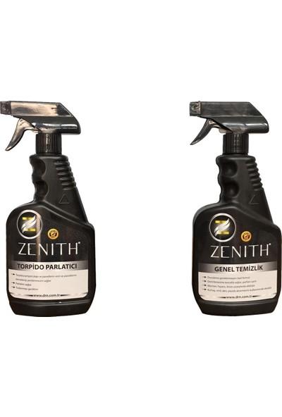 Zenith Araç Içi Bakım Seti 2 x 500ML