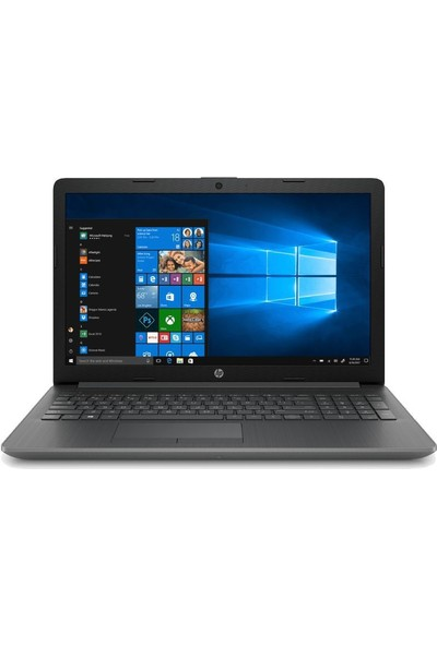 HP 15-DA1065NT Intel Core i5 8265U 4GB 128GB SSD MX110 Windows 10 Home 15.6'' Taşınabilir Bilgisayar 6TC05EA