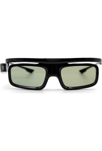 Gob2C Gl1800 Projektör İçin 3D Gözlük