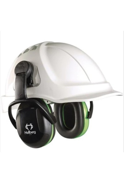 Hellberg Secure 1C Barete Takılabilir Kulaklık Snr 26