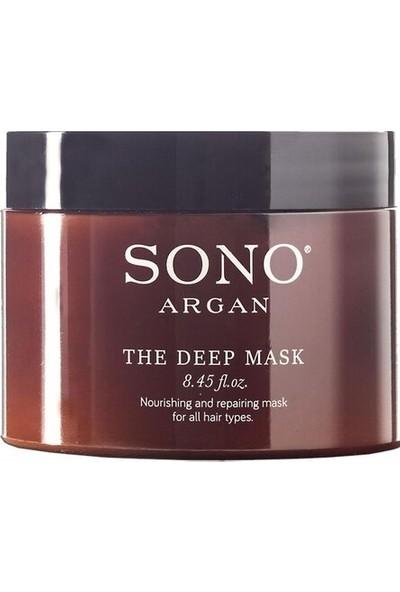 Sono Argan Deep Mask 250 ml