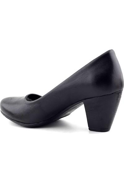 Evida 0301 Hakiki Deri Kadın Günlük Ayakkabı