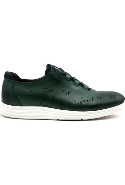 Carfier 1849 Hakiki Deri Erkek Günlük Ayakkabı