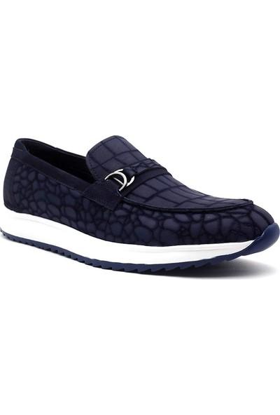 Carfier 1852 Hakiki Deri Erkek Günlük Ayakkabı