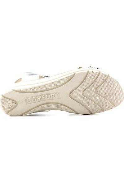 Noble 700 Hakiki Deri Kadın Sandalet
