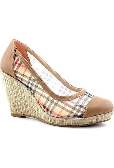 Stey-Mi 1928 Kadın Dolgu Topuklu Ayakkabı