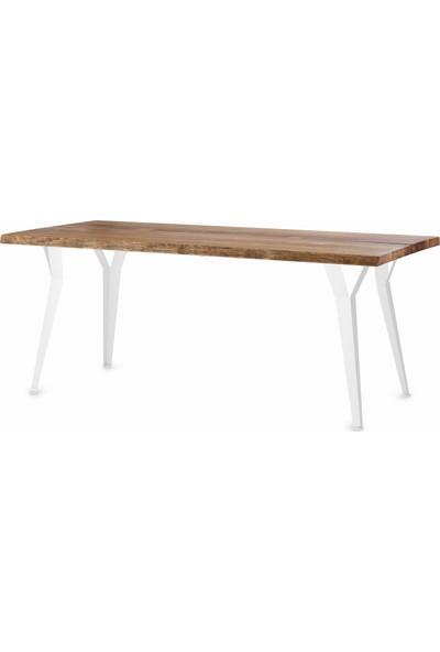 Mingitav Yutan Masa Ayağı Beyaz