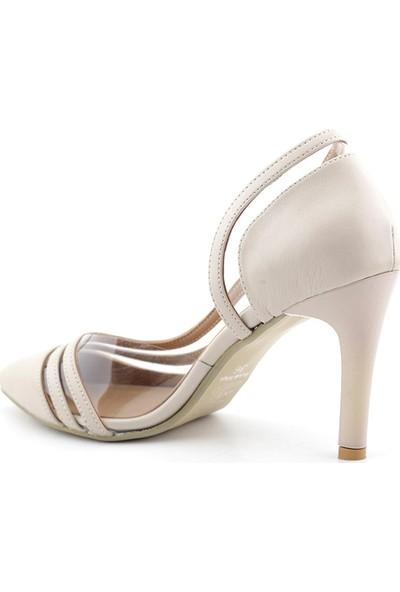 Saçma 261 Kadın Topuklu Ayakkabı