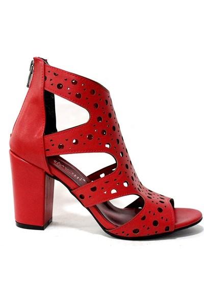 Stey-Mi 4501 Kadın Topuklu Ayakkabı