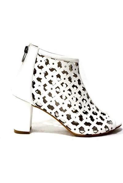 Stey-Mi 4538 Kadın Topuklu Ayakkabı