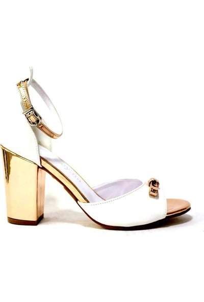 Stey-Mi 4539 Kadın Topuklu Ayakkabı