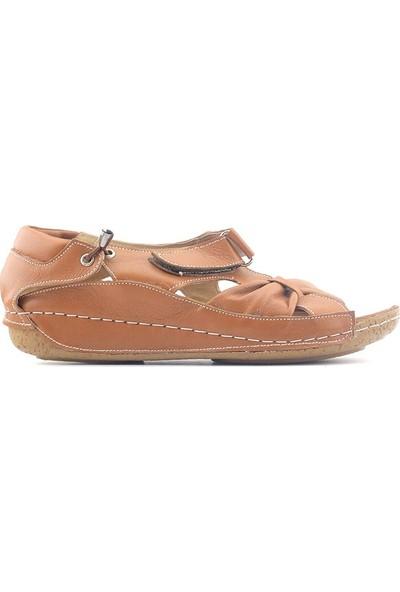 Ac Schnitzer 688 Hakiki Deri Kadın Sandalet