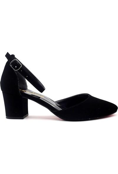 Saçma 865 Kadın Topuklu Ayakkabı