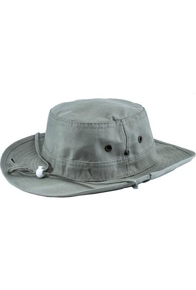 Wgust Safari Şapka Bej