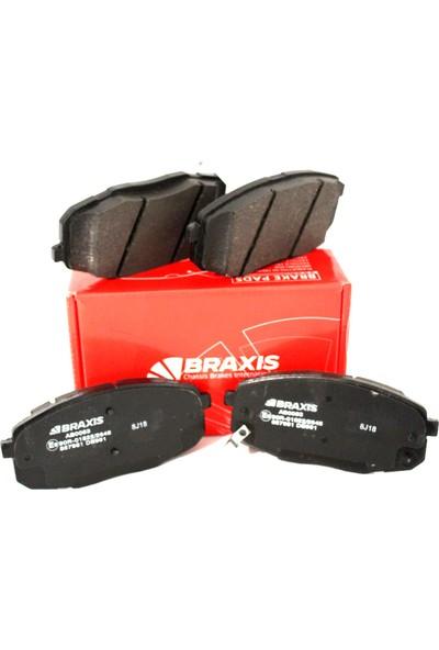 Braxis On Fren Balatasi Toyota Avensis 2.2 D4D 09-13 Verso 2.0 D4D 10-