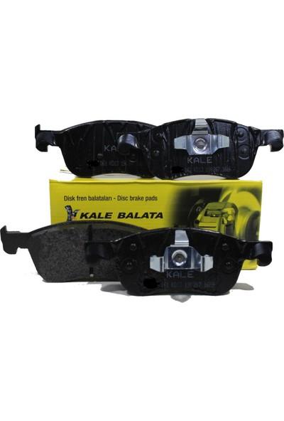 Kale On Fren Balatasi Peugeot P206 1.4 HDI 1.1-1.4-1.6-1.9 98- P206+ T3E 1.4-1.6 06- Renault Kangoo 1.9D