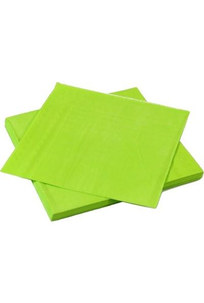 Dekorsende Kağıt Peçete 20 li yeşil