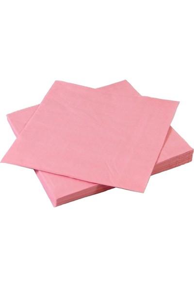 Dekorsende Kağıt Peçete 20 li Pembe