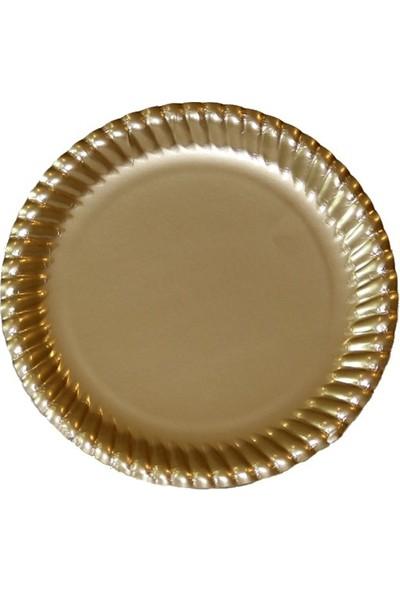 Dekorsende Karton Tabak 8 li Altın