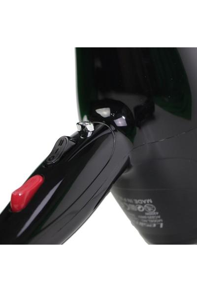 Lesima Süper Turbo Profesiyonel Fön Makinesi 4200 Watt 2 Başlık + Vigo Başlık