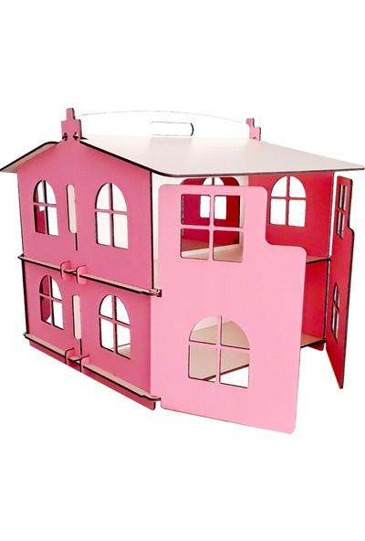 Ahşap- Bebek Evi-Mini Mobilyalar