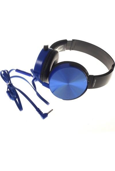 Platoon PL-2308 Mikrofonlu Kulaklık