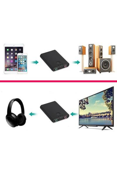 Platoon Bluetooth 2 İn 1 Alıcısı / Verici Kablosuz Stereo Ses Adaptörü