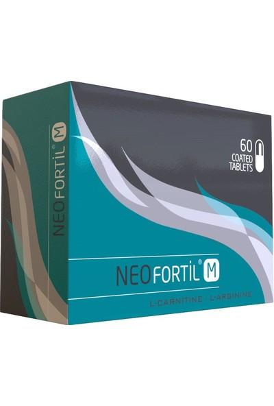 Neofortil-M 60 Tablet NFR012336