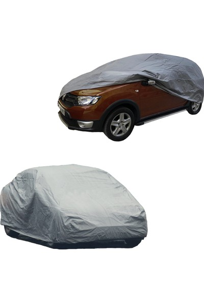 Ayata Store Smart Fortwo Coupé Mod. 2007 Premium Araba Branda Oto Örtüsü