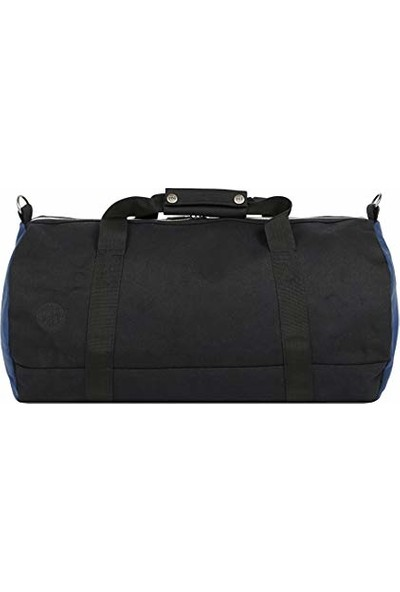 Mi-Pac Duffel Canvas Black Navy 740614-S23